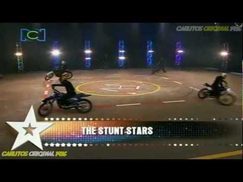 Colombia Tiene Talento - THE STUND STARS - 4 Gran Gala - 15 de Marzo de 2012.