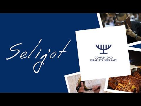 Selijot - Comunidad Israelita Sefaradí Del Uruguay