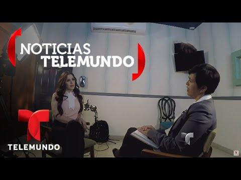La esposa de 'El Chapo', Emma Coronel, habla con Telemundo 4/5 | Noticias | Noticias Telemundo