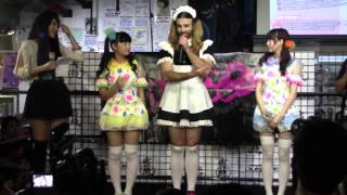 Question and answer portion of the LadyBaby event at Anime Jungle i...