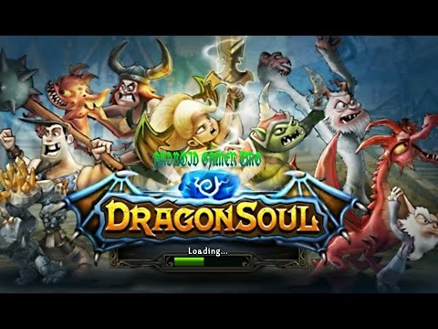 DragonSoul - HD Android Gameplay - RPG Games - Full HD Video (1080p)