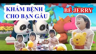 JERRY TIVI - Baby good Morning review toy