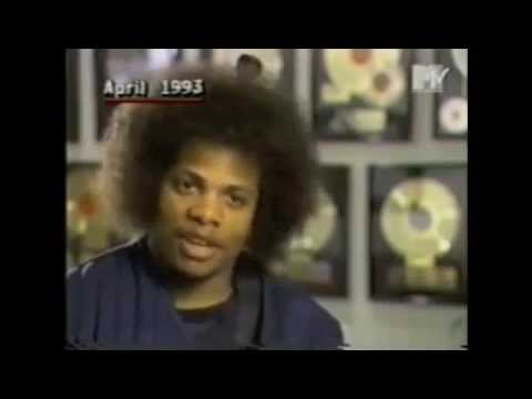 RARE EAZY E INTERVIEW SPEAKS ON RODNEY KING TRIAL L'A RIOTS