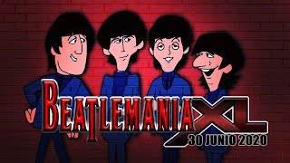 BEATLEMANIA XL - entrevista a Daniel Sam - 30 junio 2020