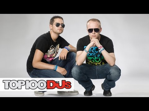 Da Tweekaz - Top 100 DJs Profile Interview (2014)