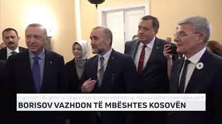 BORISOV VAZHDON TË MBËSHTES KOSOVËN