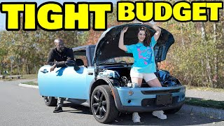 Building an electric mini cooper on a $5,000 budget