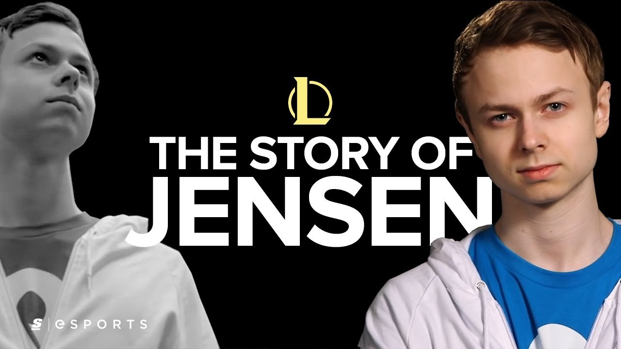 The Story of Jensen: From Permabanned to Pro (LoL)