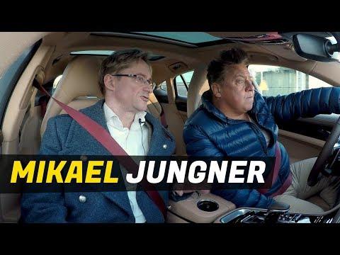 Ruotimo ratissa: Mikael Jungner