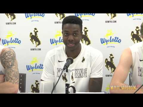 Wyoming Cowboys Post-Game Conference 11.25.15