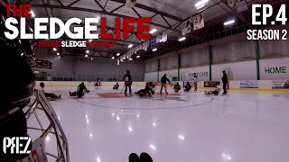 Sledge Life - Full Scrimmage Ep.4 (GoPro Hockey)
