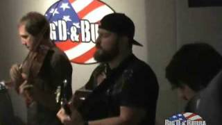 "Zac Brown band ""just warming up"" (off the air)"