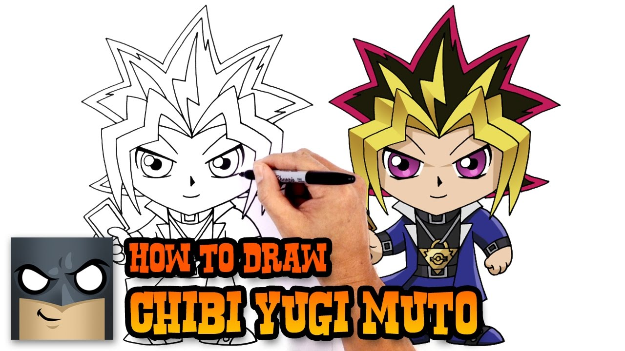How to draw yugi muto yu gi oh youtube ccuart Gallery