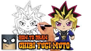 How to Draw Yugi Muto | Yu-Gi-Oh