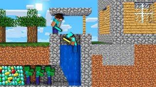 Minecraft NOOB vs PRO vs HACKER : WHAT NOOB FOUND IN VILLAGE WELL | Challenge!