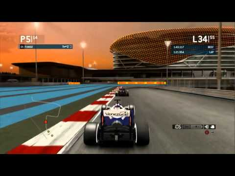 XRL F1 Division Round 17 - 1 / 2