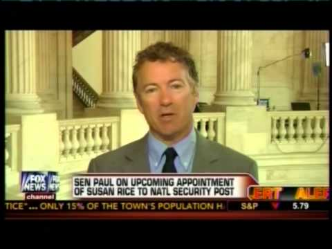 Sen. Paul Appears on Fox's America's Newsroom with Martha Maccallum- 6/5/2013