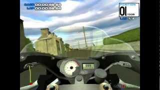Suzuki TT Superbikes: Real Road Racing Championship - Gameplay PS2 HD 720P