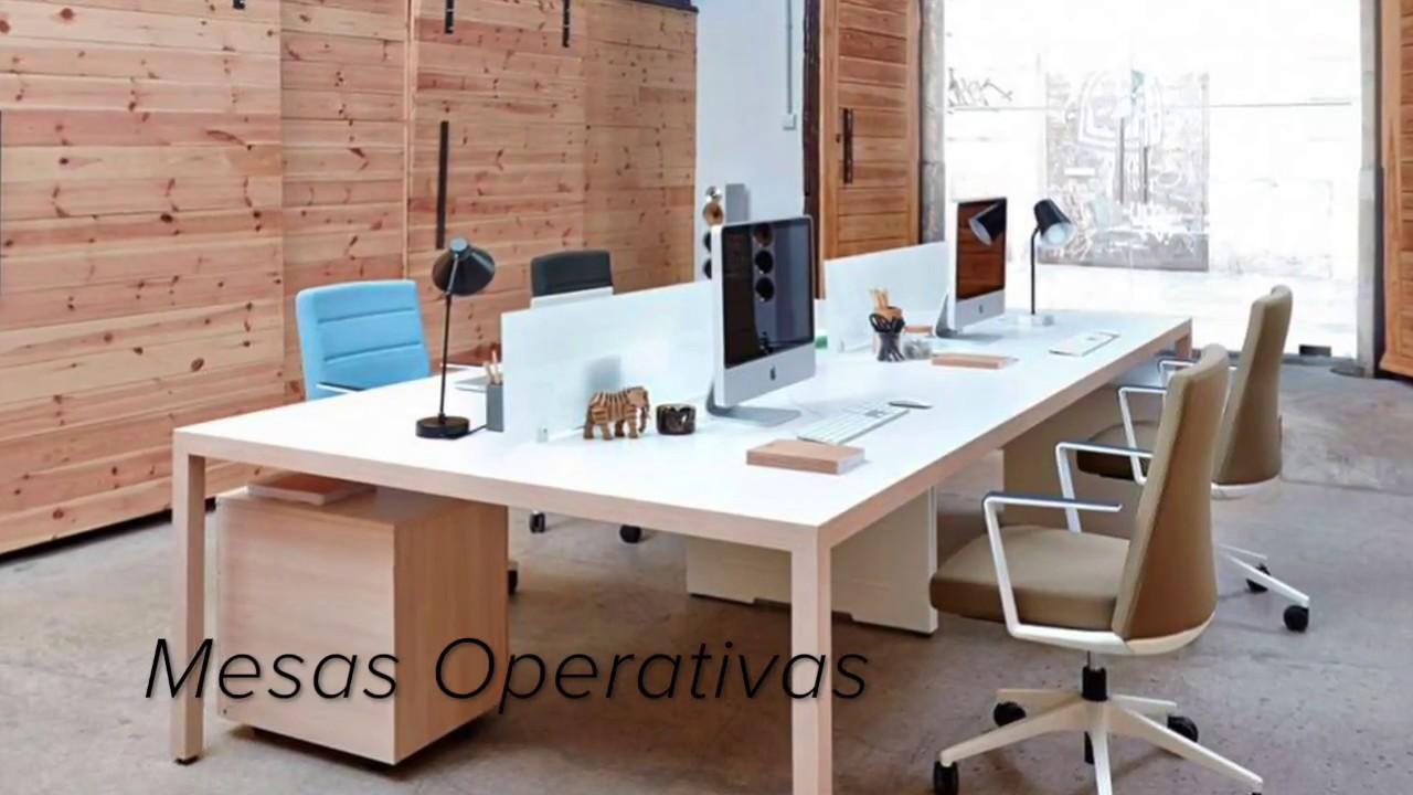 Mobiliario de oficina moderno equipamiento integral de for Mobiliario moderno