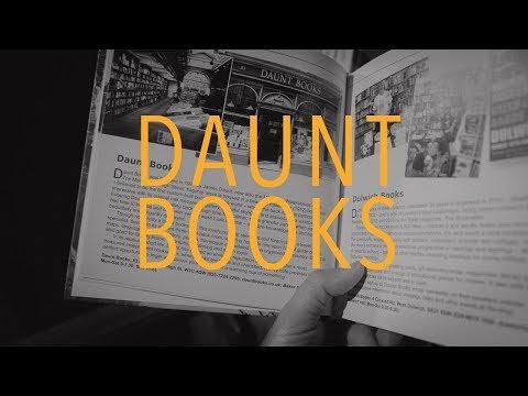 Bookstore Vlog | Daunt Books, London