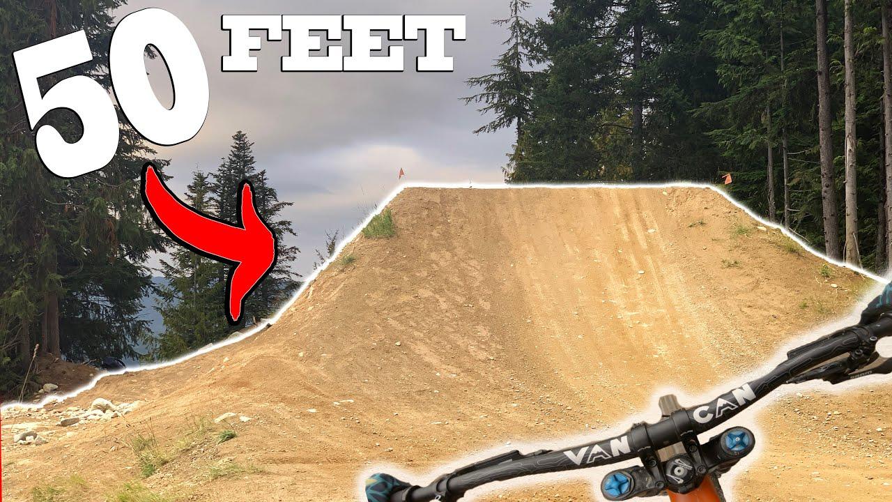 Download The HARDEST trails at Whistler Bike Park // Crabapple Hits and D1