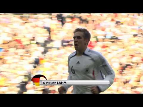 2006 World Cup Goals (Lahm vs. Costa Rica)