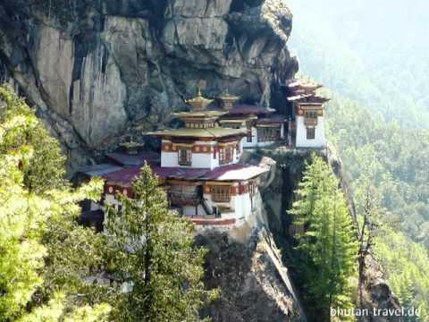 Bhutan das Land des Donnerdrachens