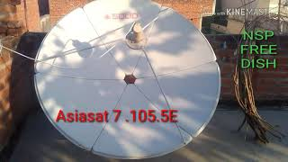 Asiasat 3S Frequency 2018