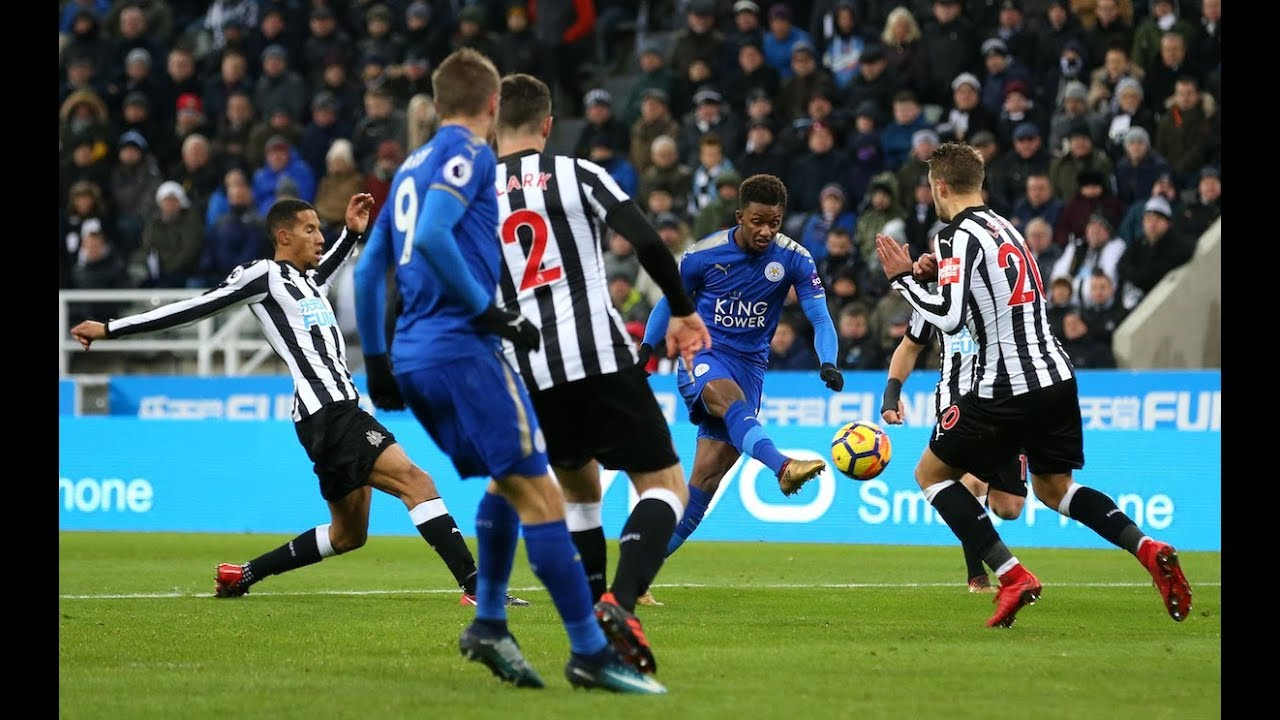 Download Newcastle United vs Leicester City 2-3:  All Goals and Highlights    Premier League   09/12/2017
