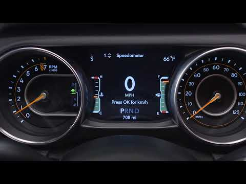 Tire Pressure Monitoring System-How to use the tpms sensor and tpms light in 2018 Jeep Wrangler