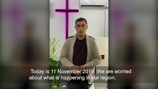 A Plea of a Syrian Christian to the Church in the West