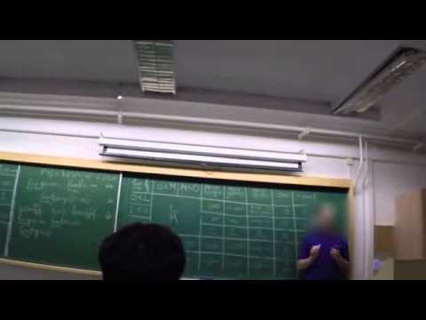 Lecture - The output of optimization algorithm