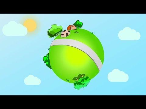 Обучающий мультфильм про воздух