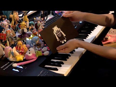 【UNDERTALE】「Hopes and Dreams ~ SAVE the World」を弾いてみた【ピアノ】