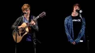 All Time Low - Dear Maria, Count Me In (Acoustic)