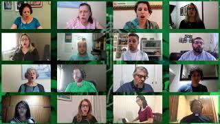 Coro Haydéa Moraes - Pai nosso - Zink (online)