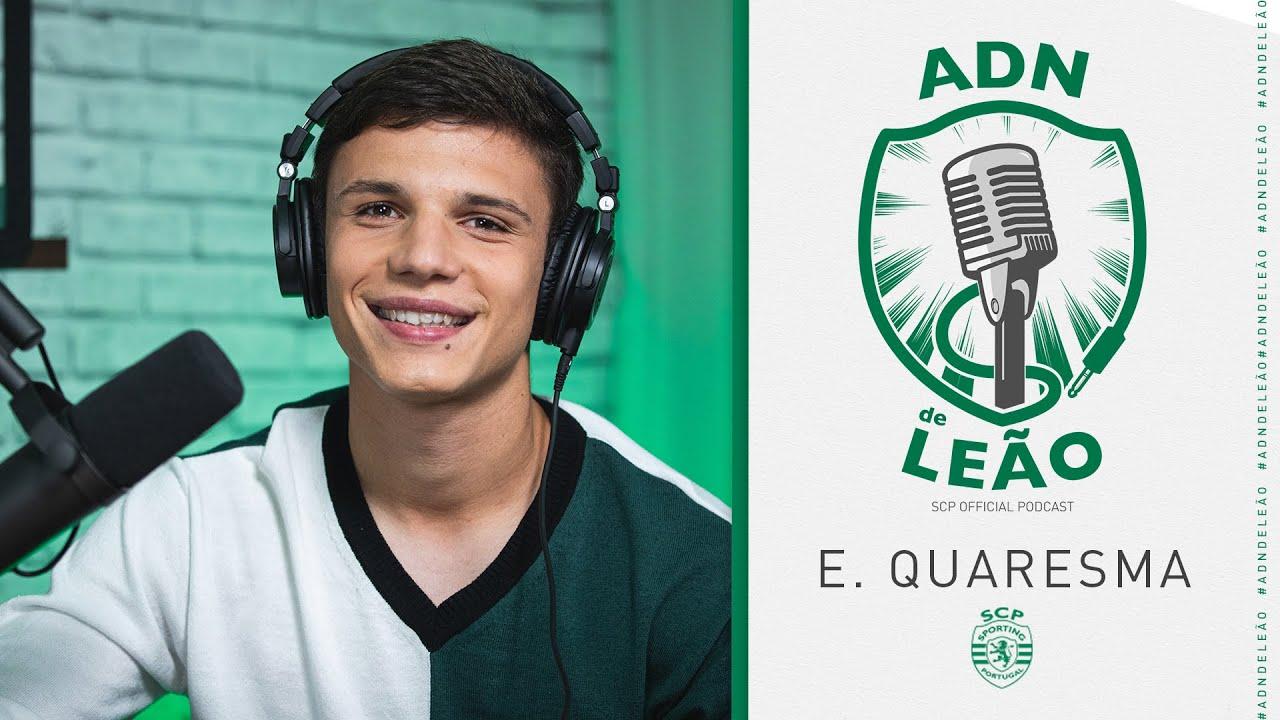 Download ADN de Leão | Episódio 25: Eduardo Quaresma