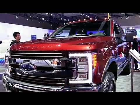 2018 Ford F250 Super Duty Specs Review and Price