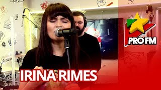Irina Rimes - Bandana | Profm Live Session