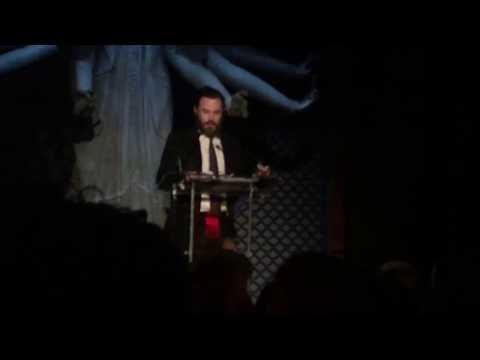 Casey Affleck NYFCC Speech 2017