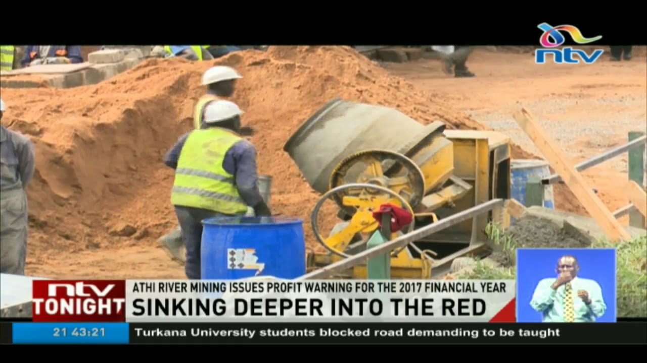 Athi River Mining issues profit warning