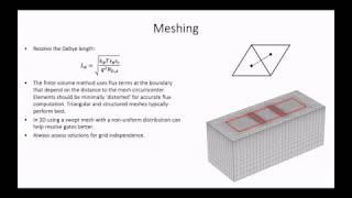 Semana multifísica 2019. 5. COMSOL Semiconductor Module (5.4)