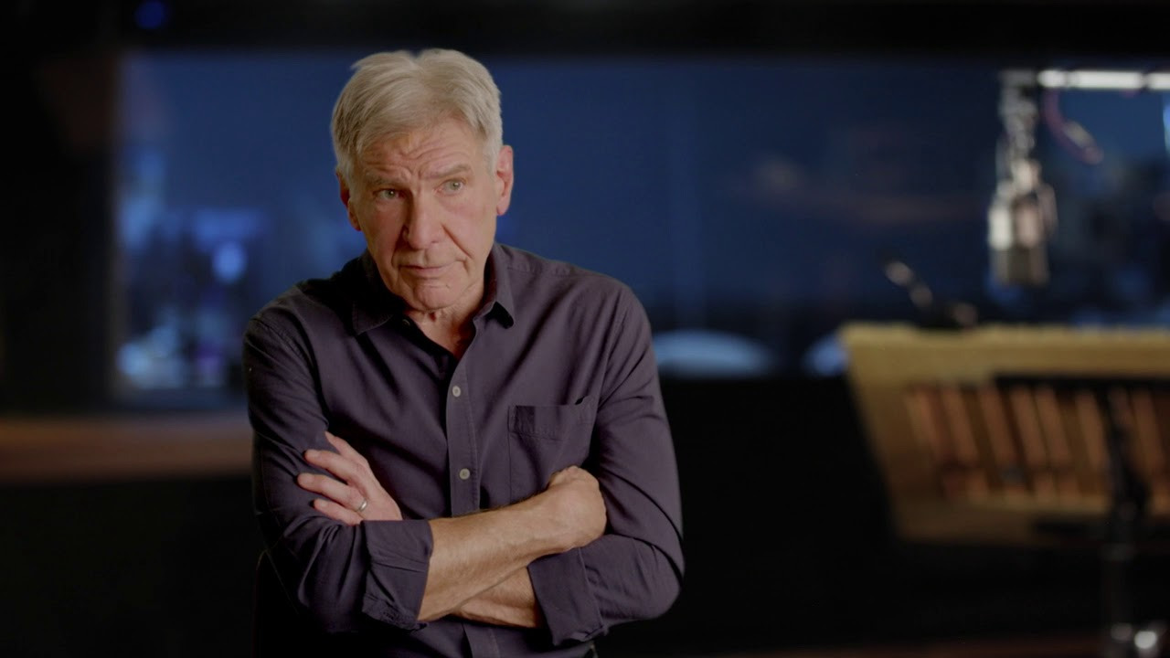 Harrison Ford Talks Playing John Thornton In Call Of The Wild Youtube