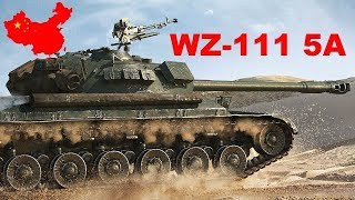 Jubileuszowe bitwy #537 Pluton WZ-111 5A nie do zatrzymania :)