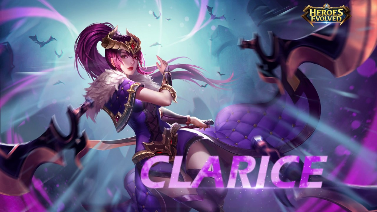 Heroes Evolved: Clarice Introduction