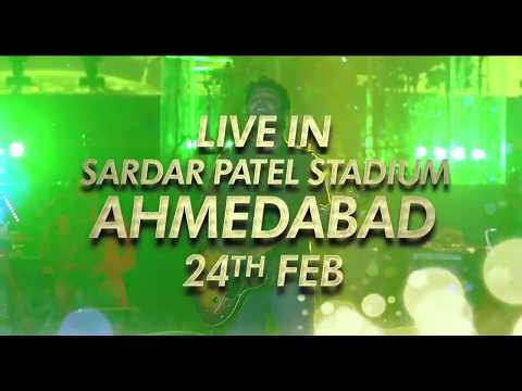 Arijit Singh Live In Ahmedabad Saturday, 24 February 2018 | Download Indent Magic Button Now!