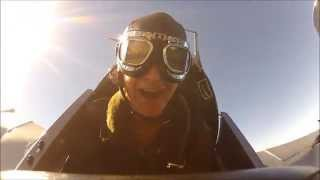 Screaming aerobatics over Gold Coast beaches
