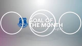 GOAL OF THE MONTH: AUGUST 2017