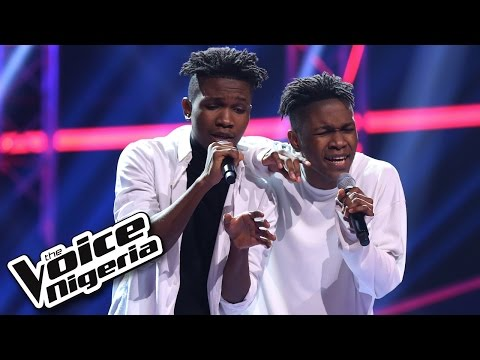 DNA sings 'Skyscraper'/ Blind Auditions / The Voice Nigeria 2016
