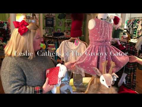 Groovy Gator of Rhode Island GIFT GIVE AWAY. Stylish childrens clothes/outfits for Christmas Gifts .